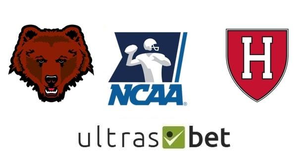 Brown Bears vs Harvard Crimson 9/27/19
