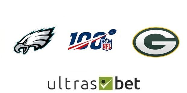 Philadelphia Eagles vs Green Bay Packers 9/26/19