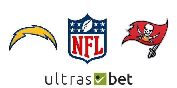 Los Angeles Chargers - Tampa Bay Buccaneers 10/04/20 Pick, Prediction & Odds