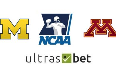 Photo of ▷ College Football: Michigan – Minnesota 10/24/20 Pick, Prediction & Odds