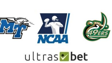 Middle Tennessee - Charlotte 9/24/21 Pick, Prediction & Odds