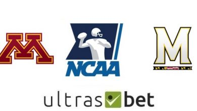 Photo of ▷ College Football: Minnesota – Maryland 10/30/20 Pick, Prediction & Odds