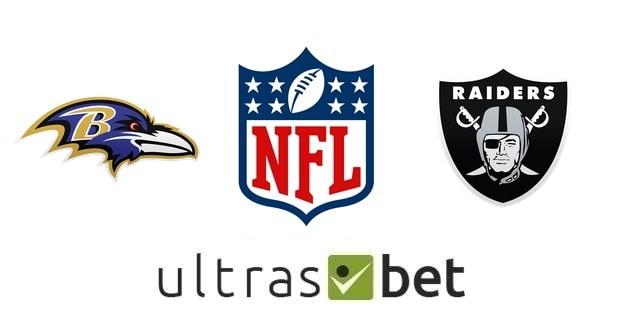 Baltimore Ravens - Las Vegas Raiders 9/13/21 Pick, Prediction & Odds
