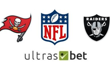 Photo of ▷ NFL: Tampa Bay Buccaneers – Las Vegas Raiders 10/25/20 Pick, Prediction & Odds
