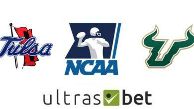 Photo of ▷ College Football: Tulsa – South Florida 10/23/20 Pick, Prediction & Odds