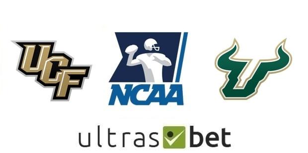 UCF - South Florida 11/27/20 Pick, Prediction & Odds