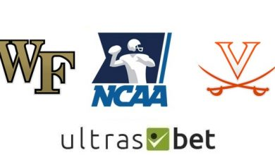 Wake Forest - Virginia 9/24/21 Pick, Prediction & Odds